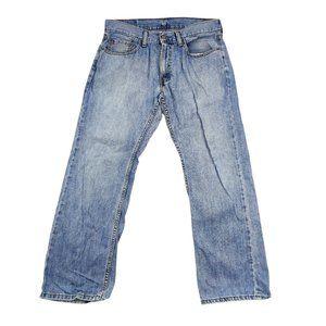 Levi's 559 Jeans Men's 32 Blue Loose Straight GOOD